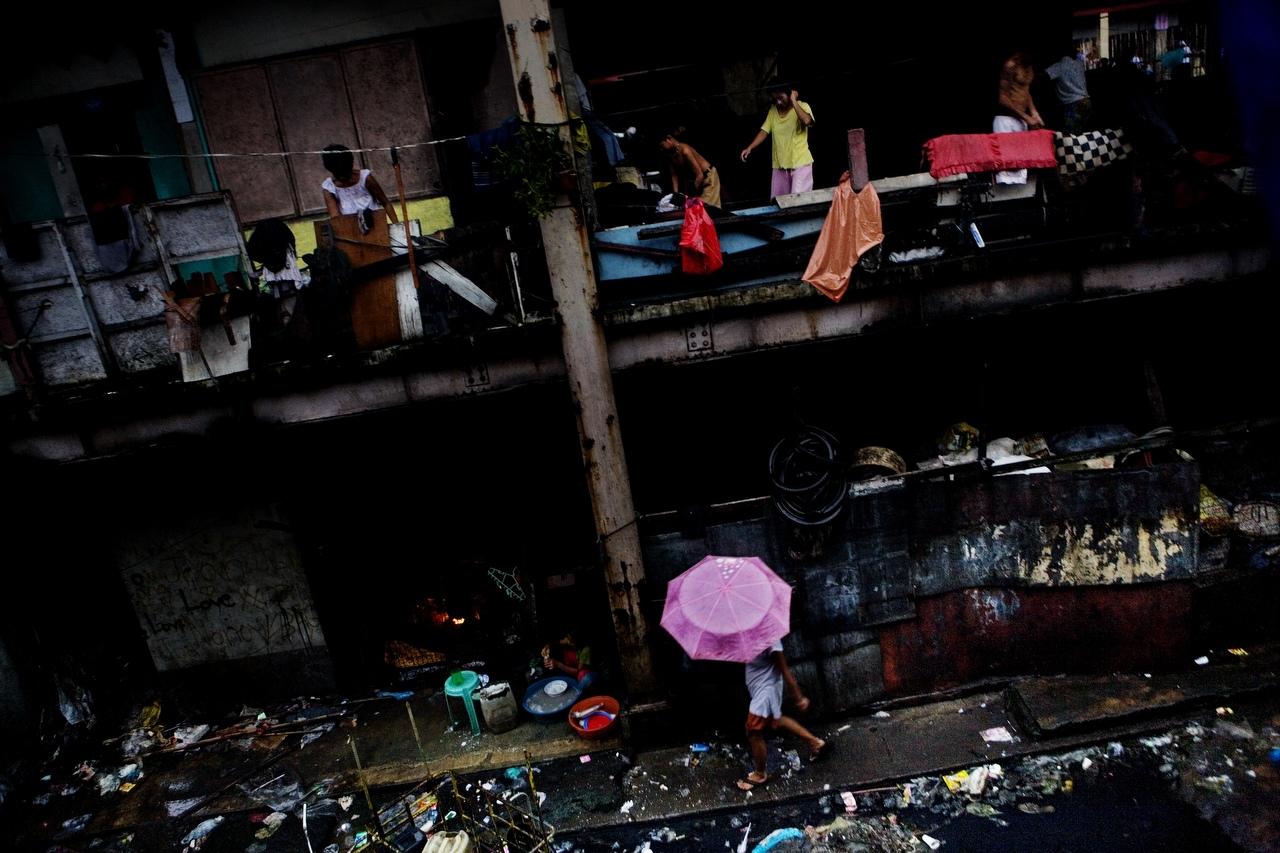 Overpopulation in philippines