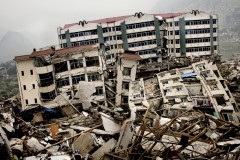 Sichuan Earthquake, China, 2008